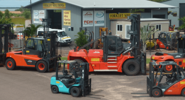 Hire Machinery