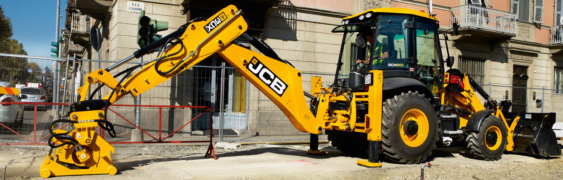 22 Tonne Excavator For Sale 2