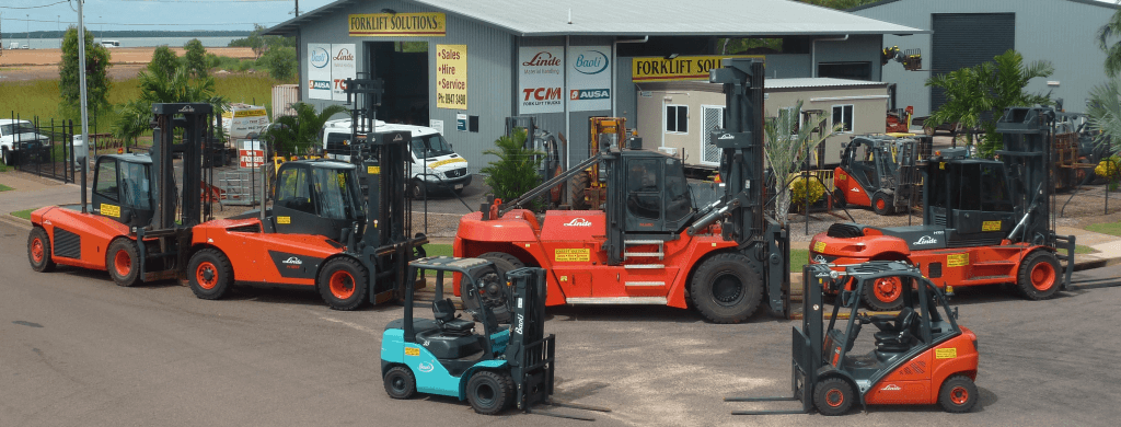 forklift solutions darwin 1