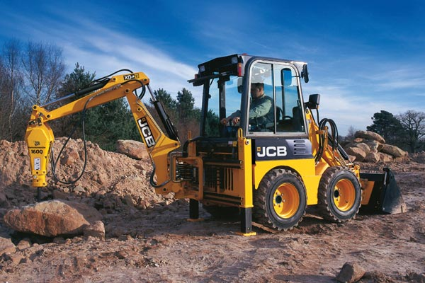 ICX BACKHOE LOADER