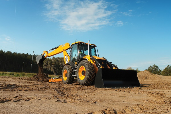 5CX BACKHOE LOADER