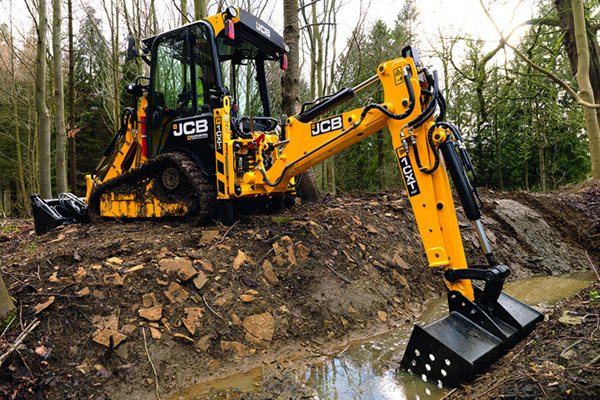 ICXT BACKHOE LOADER