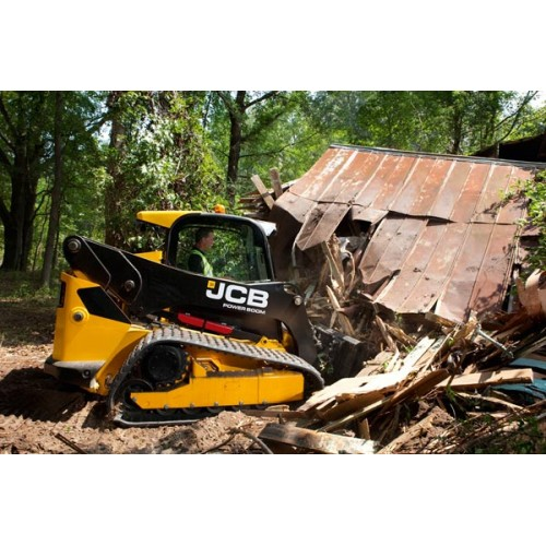 320T COMPACT TRACK LOADER