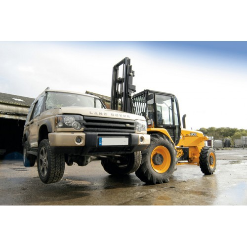 930 Rough Terrain Forklift
