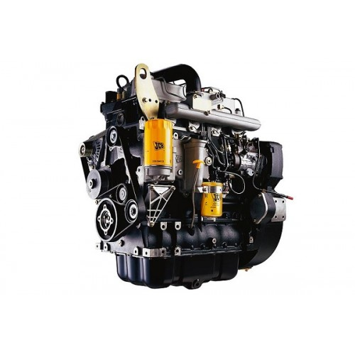 STAGE II/TIER 2 BASE ENGINE 4 CYLINDER